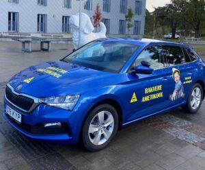 Reklaamkleebised sõidukitele